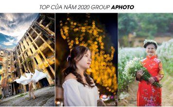 Top ảnh đẹp Aphoto 2020