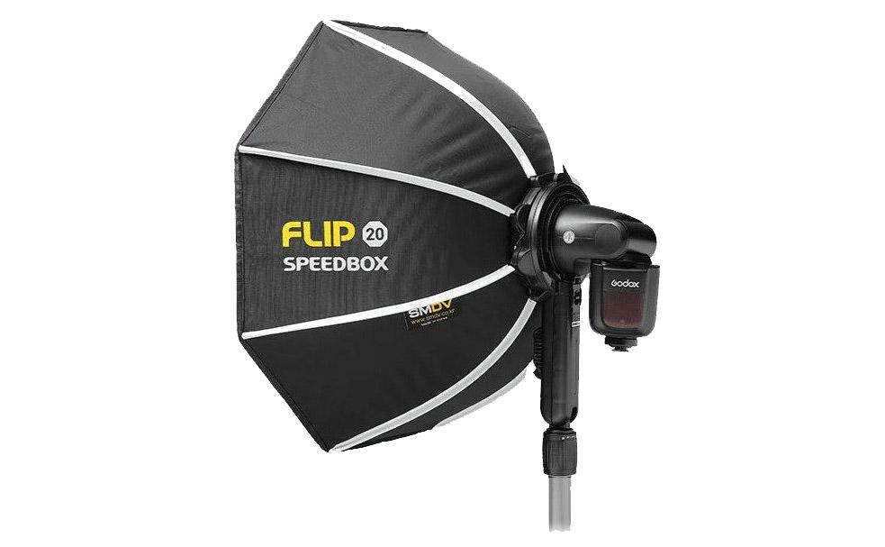 Thiết bị hỗ trợ tản sáng Speedbox flip
