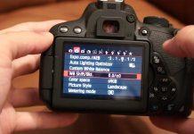 Cách sử dụng máy ảnh DSLR Canon cơ bản nhất cho người mới bắt đầu