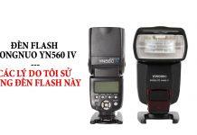 Đèn Flash Yongnuo 560 IV