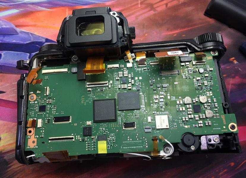 Sửa chữa Canon EOS R