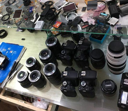 Sửa chữa máy ảnh TPHCM