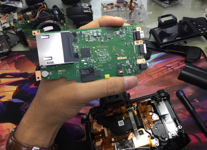 Sửa chữa máy ảnh Nikon Z6