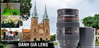 Lens đa dụng Canon 24-70F2.8L USM